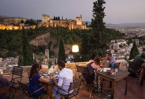 Granada ciudad mas bonita